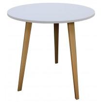 Cove tafel hout rond 100 x H75cm