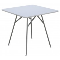 Cove tafel metaal vierkant 69 x 69 x H75cm
