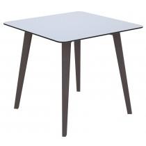 Cove tafel hout vierkant 69 x 69 x H75cm